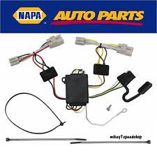 trailer wiring adapter in car truck parts 07 09 amanti trailer hitch wiring harness 4 way t connector towing adapter