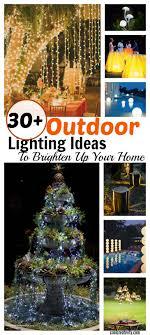 Outdoor lighting ideas diy Mason Jar Cool Creativities 30 Cool Diy Outdoor Lighting Ideas To Brighten Up Your Summer