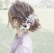 花嫁の髪型2019年最新スタイル100選ウェディングドレスや和装に