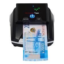 Детекторы валют <b>DoCash Vega с акб</b>. Черный автоматический ...