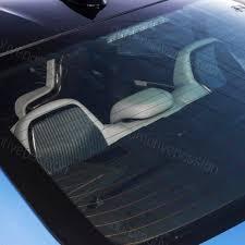 bmw f80 m3 m4 carbon fibre seat back covers