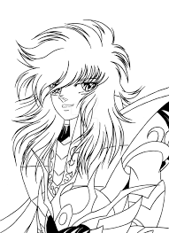 Shun_de_virgo_ink_saint_seiya_by_muertito69 Saint Saiya