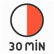 Timer Fifteen Minutes Timer By Icon Stall