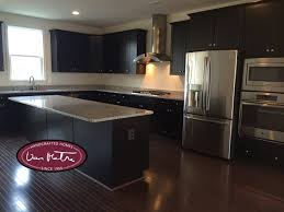 Baltic Brown Granite Kitchen Vanmetre Home Level 1 Nutmeg Cabinet Level 1 Baltic Brown