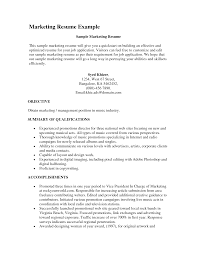 Chic Music Director Resume Examples For Your How To Write A College
