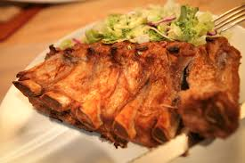 How To Cook Baby Back Ribs On The George Foreman Grill How