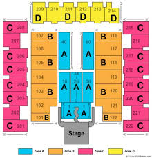 Ocean Center Seating Chart Daytona Beach Ocean Center Tickets In Daytona Beach Florida