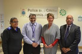 Deputy PCC meets multi-cultural association - Staffordshire Commissioner