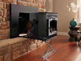 pellet fireplace insert p35i harman stoves