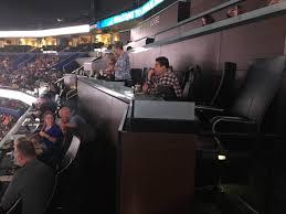 Tampa Bay Lightning Club Seating At Amalie Arena