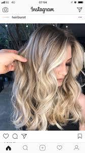 I Like The Light Blonde Highlights