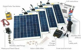 solar panels kits