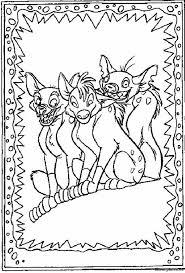 Leeuwenkoning Kleurplaat