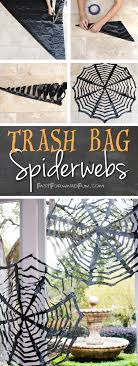 How To Make A Giant Spider Web 16 Easy But Awesome Homemade Halloween Decorations With Photo