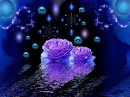 purple rose wallpaper download. Interesting Rose Image Detail For Purple Roses And Bubbles Wallpaper  Download The Free Purple   In Rose S