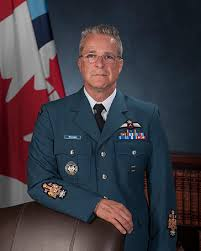 Flight Warrant Officer Chief Warrant Officer 1 Canadian Air Division Royal Canadian Air