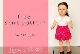 Free Printable Doll Clothes Patterns For 18 Inch Dolls Simple Decorating Ideas