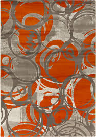 alluring gray and orange area rug trend as home goods rugs with 9 regarding design 14