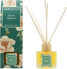 <b>Диффузор ароматический Ambientair Белые</b> цветы Floral 100 мл