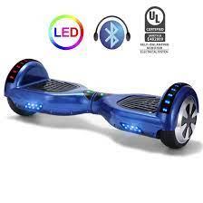 Xe điện đi bộ 2 bánh thông minh giá rẻ, UL2272, Bluetooth, đèn LED