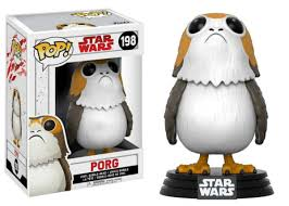 Купить <b>Фигурка Funko POP</b>! <b>Bobble</b>: Star Wars: The Last Jedi: Porg ...