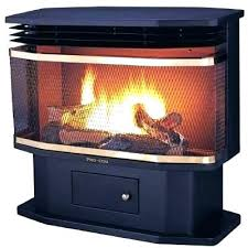 vent free natural gas fireplace savannah oak 30 in logs with remote