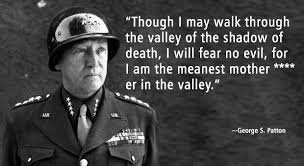 Patton Quotes Amazing 48 Badass Quotes By Famous People Inspirational Quotes Pinterest