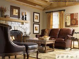 Tapestry Sofa Living Room Furniture English Interior Design Style