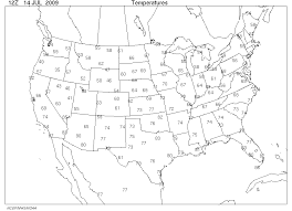 Isobars and Isotherms | North Carolina Climate Office