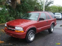 Blazer chevy blazer 2001 : Blazer » 2001 Chevrolet Blazer - Old Chevy Photos Collection, All ...