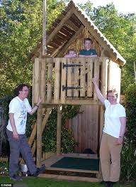 plans for backyard forts