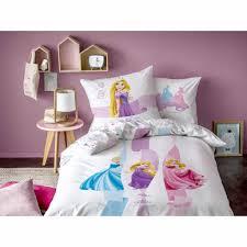 disney princess forever magic duvet cover single 140 x 200 cm multi