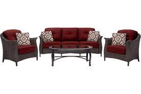 Full Size of Sofa:deep Cushion Sofa Awesome Deep Cushion Sofa Hanover  Gramercy 4 Piece ...