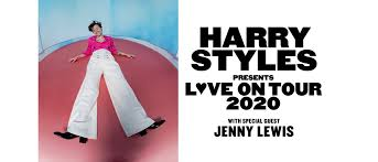 The Forum Seating Chart Harry Styles Harry Styles Love On Tour 2020 With Special Guest Jenny