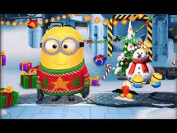Minion Rush - Jolly Christmas New Apdate Part 1 - YouTube