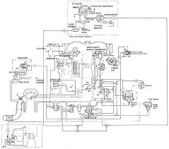 12 ponent location and vacuum schematic 1989 pick up federal