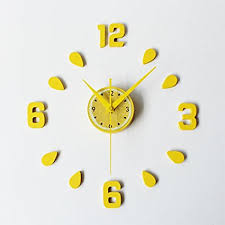guazhong MCC Creative Fruit Wall Clock Fashion ... - Amazon.com