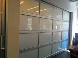 aluminum garage doorAluminum Glass Garage Overhead Sectional Roller Doors in New
