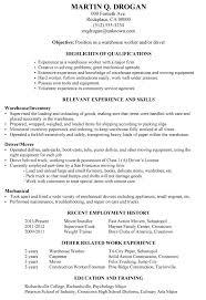 sample warehouse resume. Warehouse Resume Samples Fresh 21 Best Cv Images On Pinterest Pour