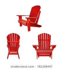 adirondack chairs clipart.  Adirondack Garden Outdoor Wooden Chair In Several Positions Traditional Garden  Furniture Vecror Illustration Isolated On Throughout Adirondack Chairs Clipart H