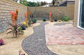 Small Picture Garden pathway in drought tolerant yard Southwestern Landscape