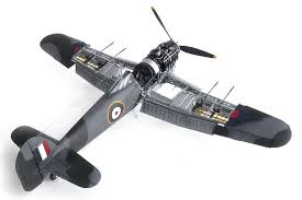 airfix s 1 24 scale hawker typhoon mk 1b car door with many of its panels removed