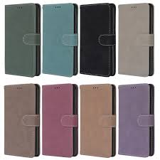 <b>Card Slots Wallet Case</b> Flip Cover PU Leather for Huawei P30 Pro ...