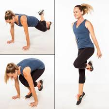 5 minute fat burning workouts