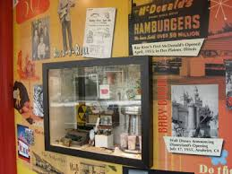 eccentric roadside super size me chicago s enormous rock roll they ve got some cool pop culture exhibits upstairs