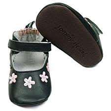 Tommy Tickle Baby Shoes Size Chart Amazon Com Tommy Tickle Ttc Mjipch Baby Cruzers Mary Jane