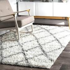 white and gray rug clay alder home trellis white grey easy area rug 9 white white and gray rug