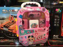 пластиковый <b>чемодан</b> колесах на - Лего, куклы, машинки - купить ...