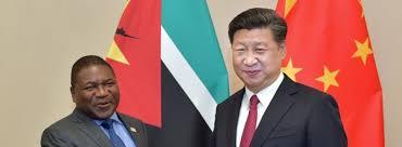 Resultado de imagem para Presidente Nyusi na china