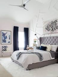 grey and white bedroom ideas create